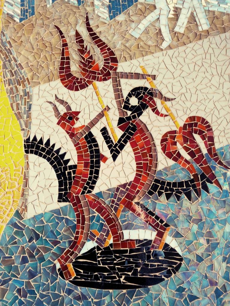 mosaico speciale unico