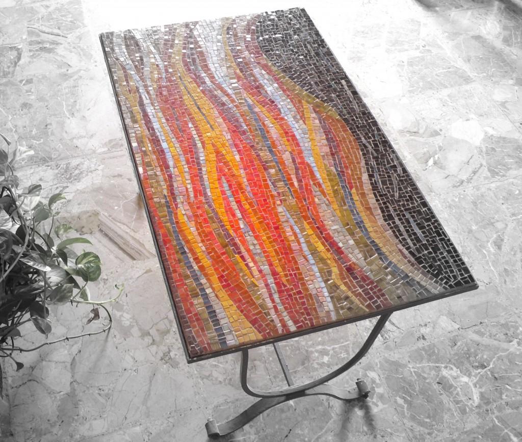 arreda con mosaico unico e speciale